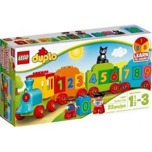Λαμπάδα Duplo Number Train 10847 Lego ΛΑΜΠΑΔΕΣ LEGO
