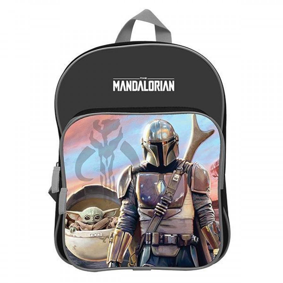 """Bagtrotter τσάντα πλάτης """"Star Wars I"""" με 2 θήκες Υ31x23x8εκ.  ΤΣΑΝΤΕΣ ΝΗΠΙΟΥ"""