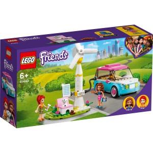 Λαμπάδα LEGO® Friends Olivia's Electric Car (41443) ΛΑΜΠΑΔΕΣ LEGO