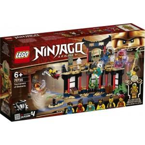 Λαμπάδα LEGO® Ninjago Legacy Tournament Of Elements 71735 ΛΑΜΠΑΔΕΣ LEGO