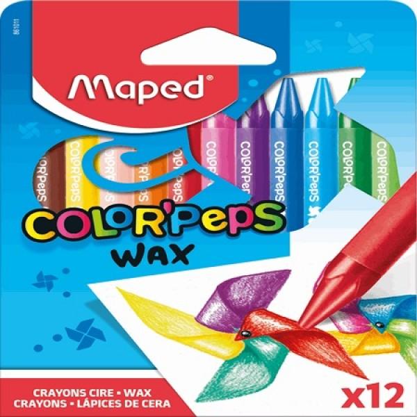ΚΗΡΟΜΠΟΓΙΕΣ MAPED WAX 12TMX