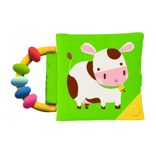 ΤΟ ΠΡΩΤΟ ΠΑΝΙΝΟ ΒΙΒΛΙΟ ΜΟΥ - Αγελαδίτσα