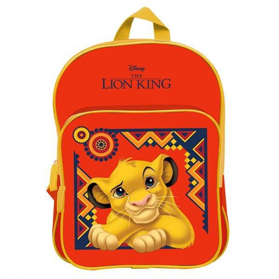 """Bagtrotter τσάντα νηπίου πλάτης """"Lion king"""" με 2 θήκες Υ31x23x8εκ.  ΤΣΑΝΤΕΣ ΝΗΠΙΟΥ"""
