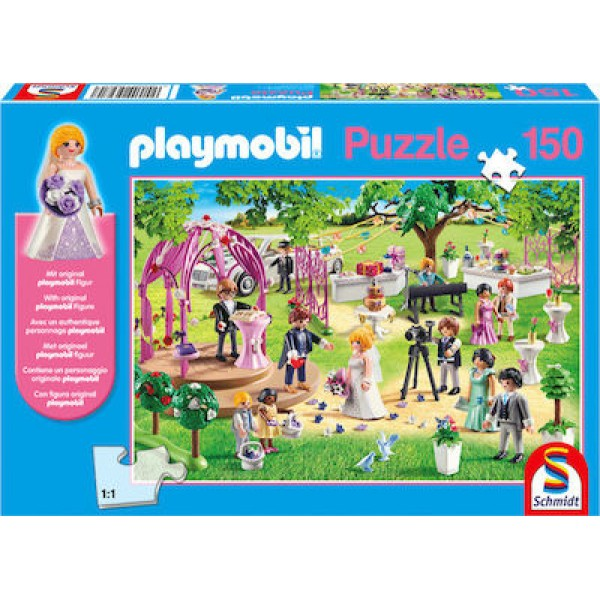 Playmobil Wedding 150pcs