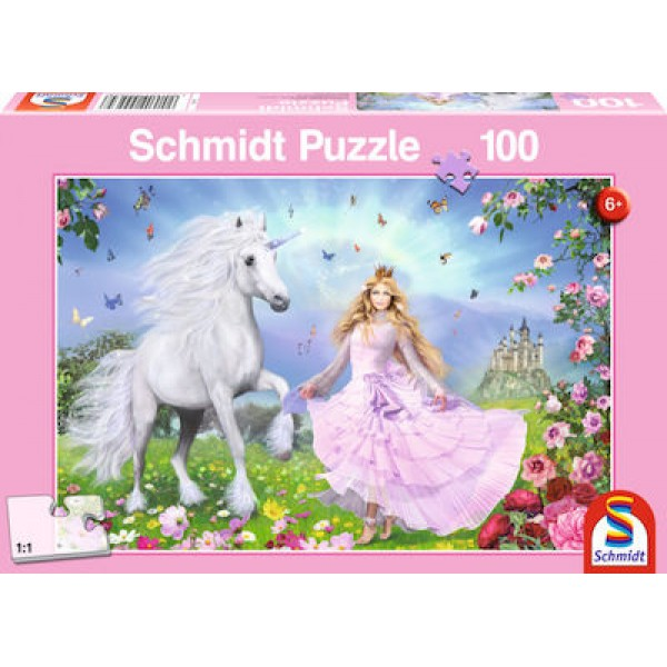 The Unicorn Princess 100pcs